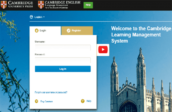 cambridge university online