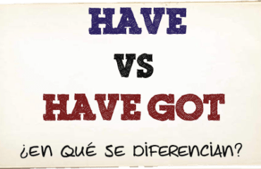diferencias entre have got y have